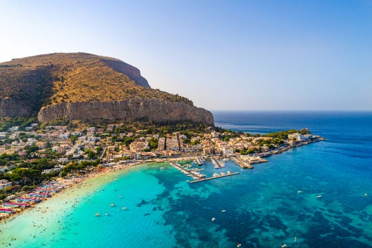 New York to Palermo: Fly from NYC to Sicily in a jiffy with new nonstop service from Newark to Palermo on United Airlines. Daily seasonal service begins on May 20 and will run through Sept. 30. The new route will serve as the only nonstop flight between the U.S. and Sicily.