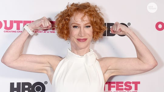 Kathy Griffin says she 'begged' for that 'You' cameo, talks life after Trump photo fallout
