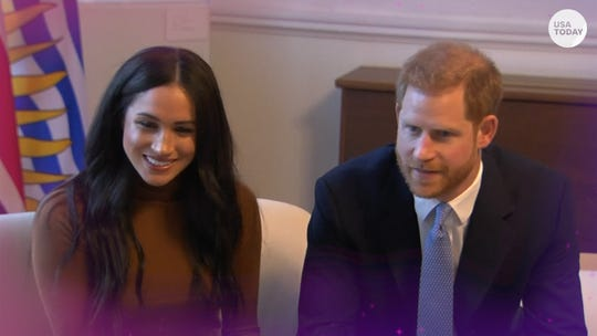 'Royal Divide': Prince Harry has 'suffered a lot,' 'trying to protect' Meghan and Archie