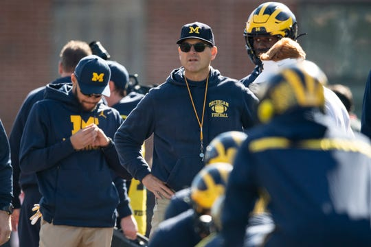 No. 12 Michigan: It's not quite make-or-break time for Jim Harbaugh, but we're getting close. Let's ignore the matchup against Ohio State, which again seems destined to go in the Buckeyes' favor. Overall, Michigan matches up well with the second tier of elite teams in the FBS and should be considered a strong contender for the Rose Bowl. Here's thequestion: When, if ever, will the offense find the balance it needs to take the next step?