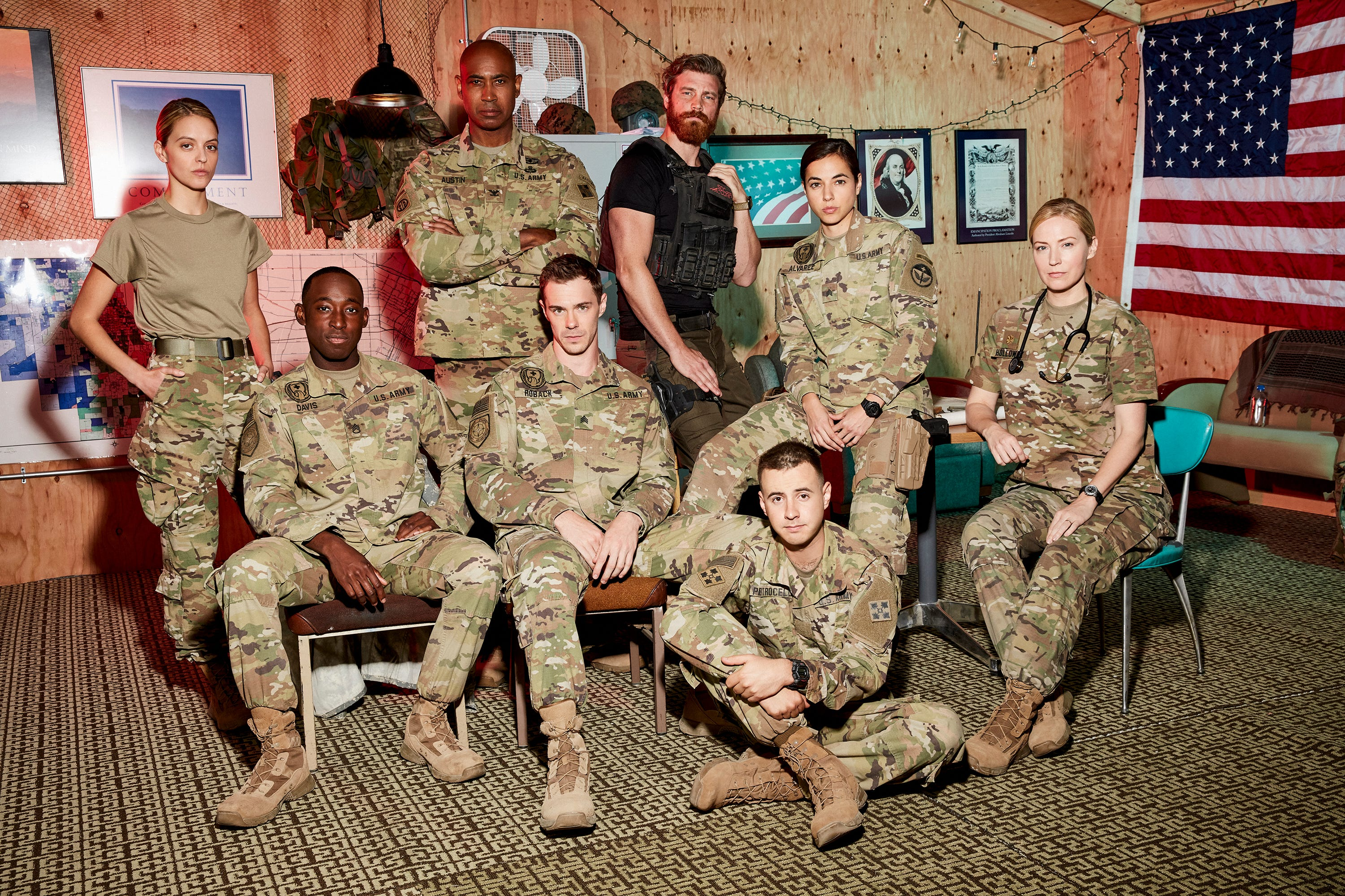 Five of the best military TV shows to binge-watch
