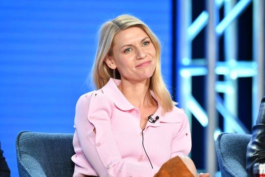 """Homeland,"" which debuted in 2011, is also wrapping things up. Star Claire Danes speaks ahead of the Feb. 9 premiere."