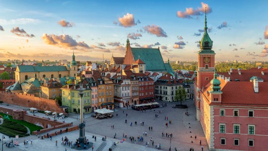 San Francisco to Warsaw: Poland will be better connected to the U.S. in 2020, with a total of four new nonstop routes starting this year. The new West Coast connection from San Francisco to Warsaw begins Aug. 5. LOT Polish Airlines will fly its Dreamliner between the two cities five times per week on Mondays, Wednesdays, Fridays, and Saturdays.