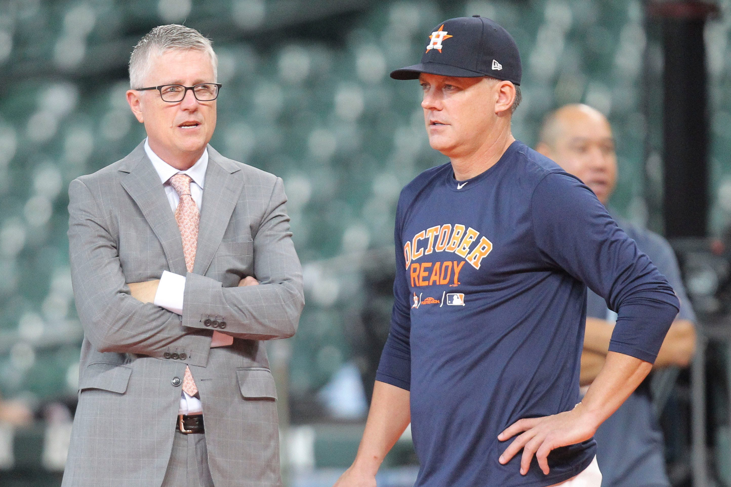 Opinion: Former Houston Astros execs sold out baseball, should never be near game again