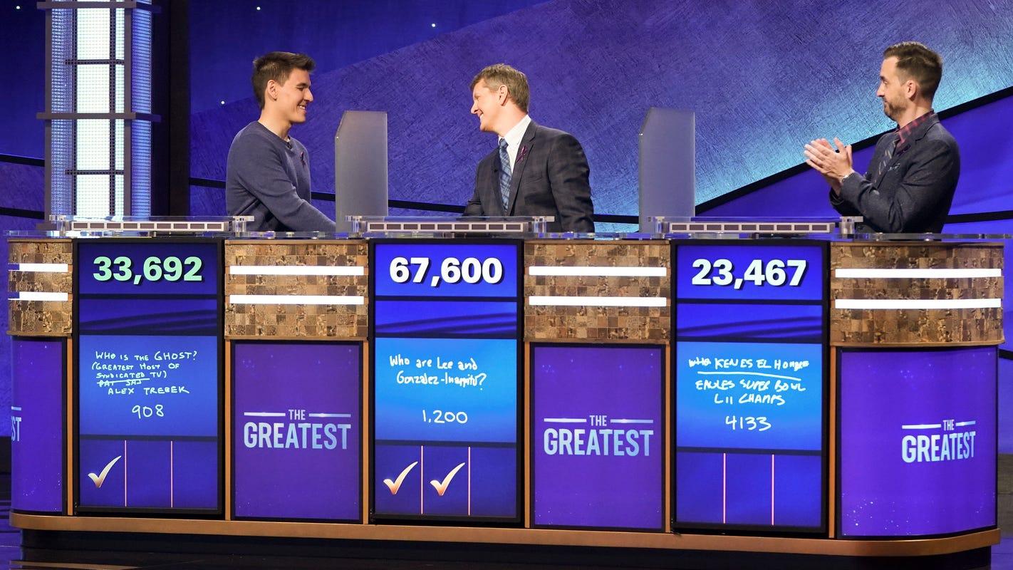 'Jeopardy!: The Greatest of All-Time' crowns Ken Jennings winner