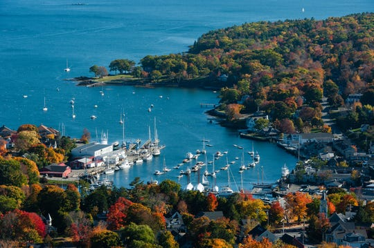 Cruises to Canada and New England are every leaf peeper's dream.