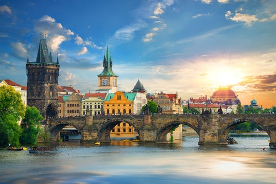 Chicago to Prague: Starting on May 9, American Airlines will fly nonstop five times per week from Chicago to Prague. Flights depart Chicago Mondays through Thursdays, and Saturdays, and return from Prague Tuesdays through Fridays, and Sundays. Seasonal flights will end Oct. 23.