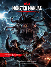 "The ""Monster Manual"" for the fifth edition of Dungeons & Dragons."