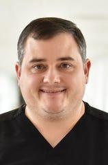 Unit Manager Scott Brouillette, R.N.