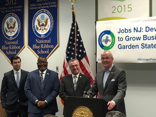 Gov. Phil Murphy unveiled Jobs NJ to streamline the state's workforce development.