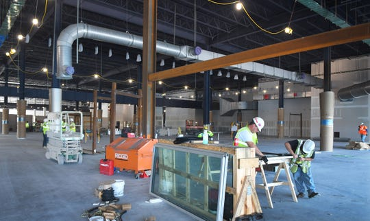 Cruise Terminal 3 will be used starting in November by the Carnival Mardi Gras, which now is under construction. It will be used by the Carnival Liberty starting in June.