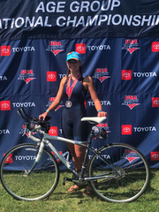 Sara Sutton of Indialantic, a former four-sport athlete at Melbourne Central Catholic, had qualified to compete in the 2020 World Triathlon Age Group Championship in Edmonton, Alberta, Canada, but that event was recently canceled due to the coronavirus pandemic. However, she could get a berth in the 2021 event in Bermuda.