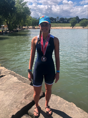 Sara Sutton of Indialantic had qualified to  compete in the 2020 World Triathlon Age Group Championship in Edmonton, Alberta, Canada, which has been canceled due to the coronavirus pandemic. She could get a berth in the 2021 event in Bermuda.  The former four-sport athlete at Melbourne Central Catholic had competed at the 2018 USA Triathlon Olympic Age Group National Championships, where she finished 32nd. This past year, she placed ninth.