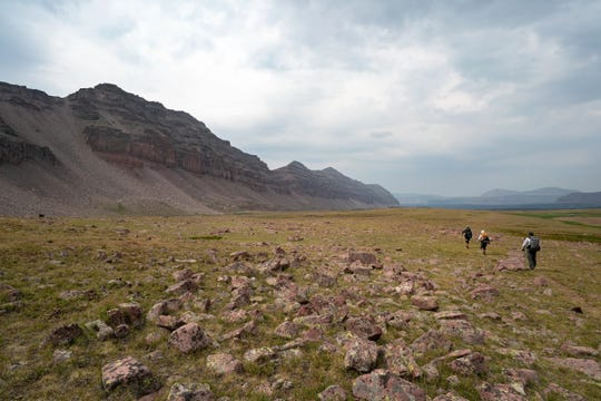 Utah's remote Uinta Highline Trail is the setting for the film 'Highline,' featuring Brevard resident Matt Favero. It will have a special screening at CinemaWorld in West Melbourne on Feb. 28, 2020. Visit highlinefilm.com.