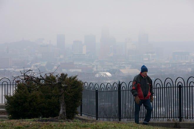 Drive careful, Greater Cincinnati because fog will stick around through Tuesday afternoon.