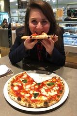 Jenna Intersimone at Primo Mercato.