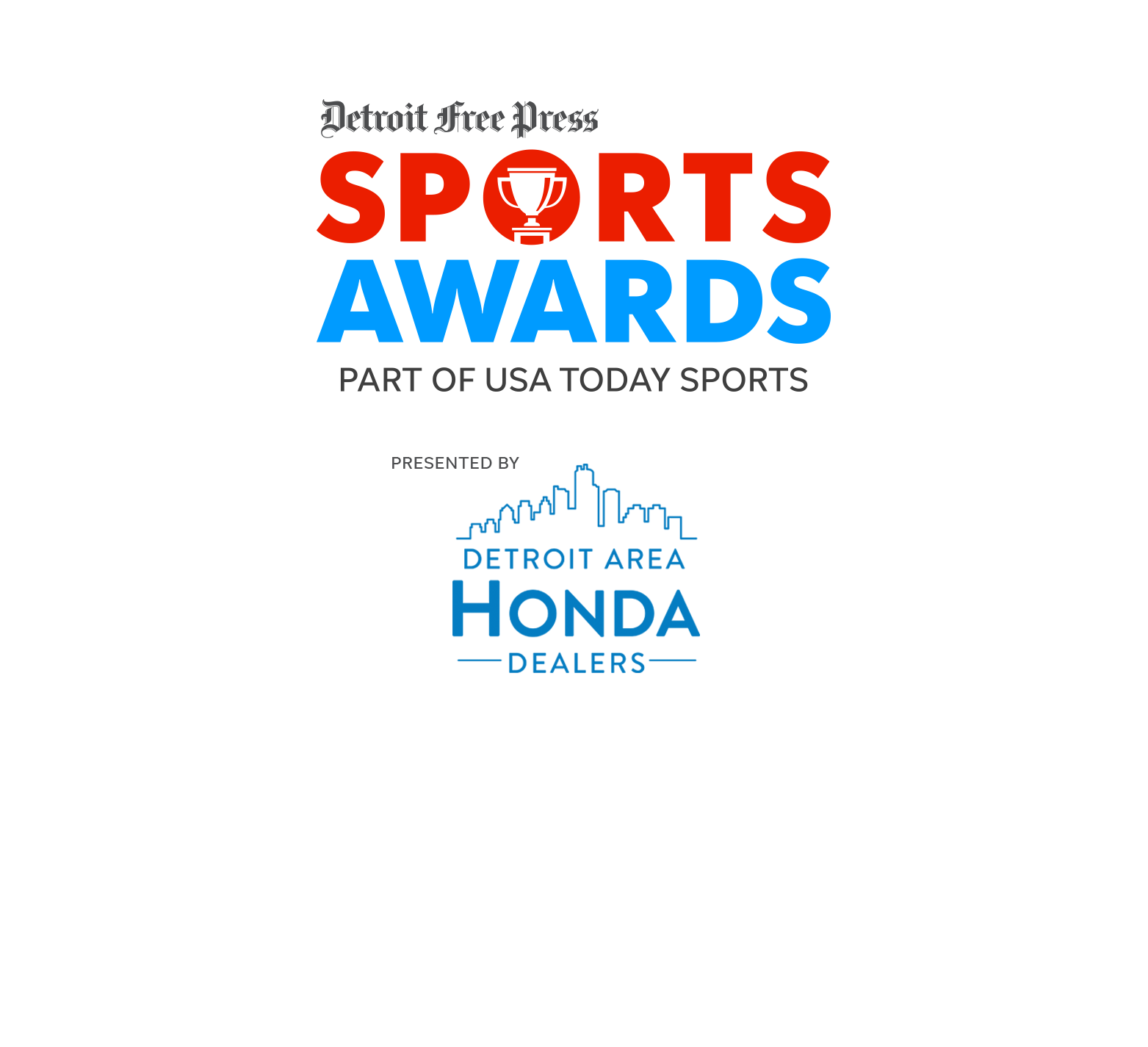 2020 Detroit Free Press Sports Awards Tickets Available