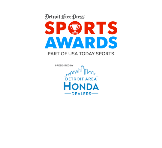 Free Press Sports Awards Honda logo