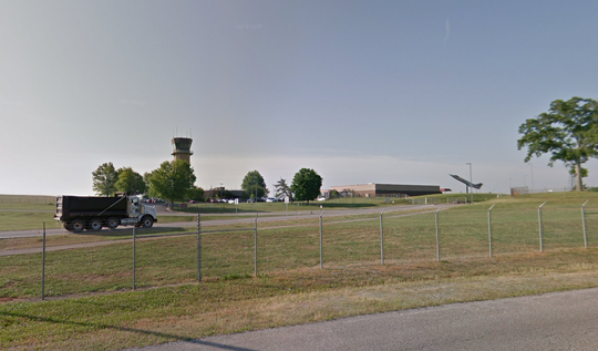 McGhee Tyson Air National Guard Base in Tennessee