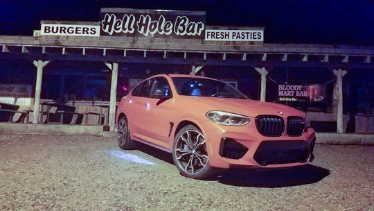 To Hell and back. Detroit News auto critic Henry Payne took the 2020 BMW X4 M to the devilishly twisty roads of Hell, Michigan to test the limits. At night. In the rain.