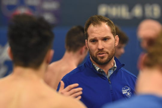 Coach Mitch Hancock has the Detroit Catholic Central wrestling program ranked among the best in the country.