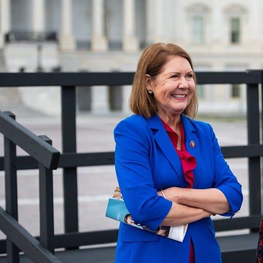 U.S. Rep. Ann Kirkpatrick of Arizona