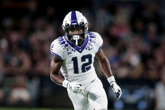 TCU cornerback Jeff Gladney has 26 pass breakups over his past two seasons combined.