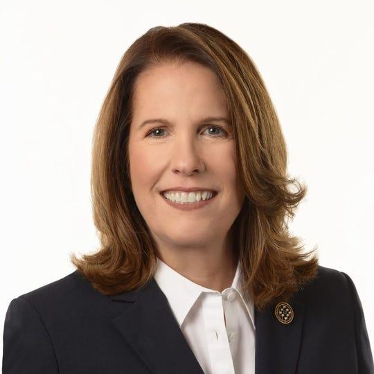 Vanderburgh County Commissioner Cheryl Musgrave