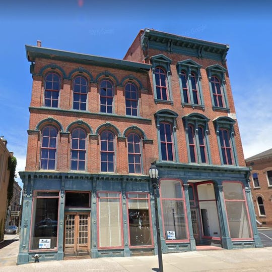 An independent, locally owned pharmacy is planned for the historic Frank G. Schmitt building in downtown Henderson.