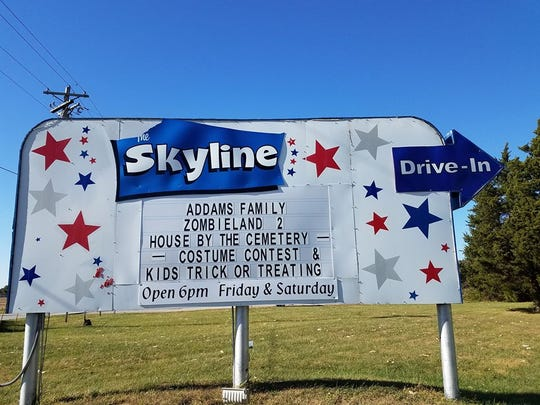 The Skyline Drive-In Theatre in Shelbyville is crowdfunding for a second screen and digital projector to sustain their theater as the industry changes.
