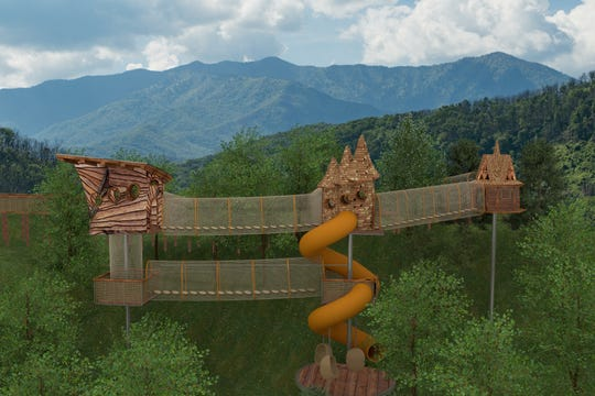 Anakeesta will add a new treehouse adventure course to its lineup of activities this year. It's set to open in the summer.