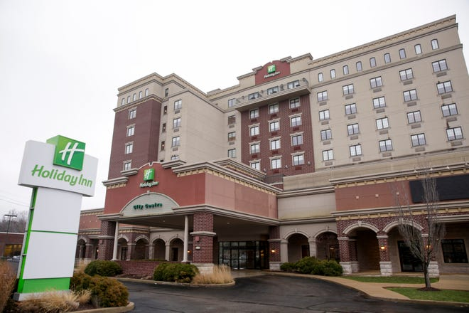 Holiday Inn Lafayette-City Centre, 515 South st., Wednesday, Jan. 15, 2020 in Lafayette.