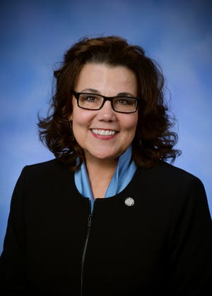 42nd District State Rep. Ann Bollin won her campaign for reelection as a Republican Nov. 3, 2020.
