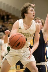 Tony Honkala had big performances for Howell during the state tournament the past three seasons.