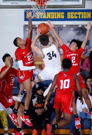 High school basketball returns in Michigan beginning next week.