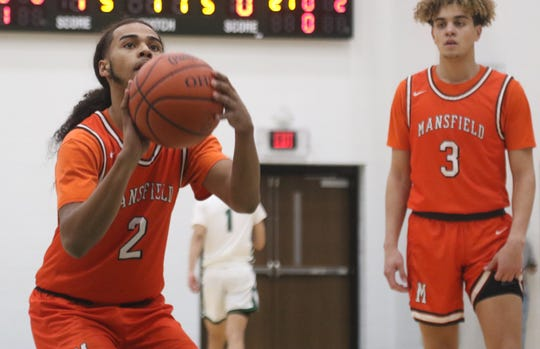 Mansfield Senior's Roger Merrell III lit up Madison and helped the Tygers earn the No. 6 spot in the Richland County Boys Basketball Power Poll.