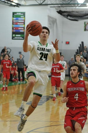Clear Fork's Brennan South dropped 37 points in a game last week, good for fourth on the all-time, single-game scoring list at Clear Fork.