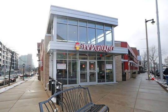 Mad Chicken is at 2045 E. North Ave.