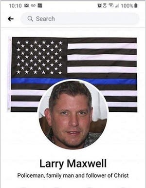 Screenshots of Larry Maxwell circulated on social media, but Milwaukee Police released a statement saying no one named Larry Maxwell works for the department. The screenshots showed that Larry Maxwell had made racist comments on Facebook.