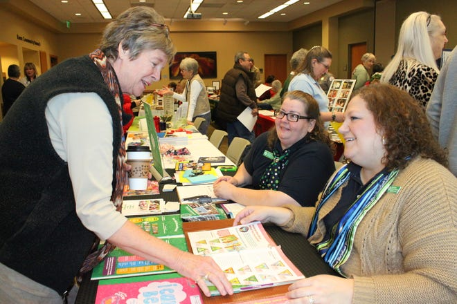 Find your next volunteering opportunity or recruit volunteers for your non-profit at the MLK Day of Service Volunteer Fair at the Baxter County Library on Saturday from 10 a.m. until 2 p.m.