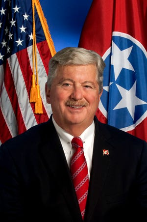 Sen. Randy McNally, R-Oak Ridge, is the Speaker of the Tennessee Senate and Lieutenant Governor of Tennessee