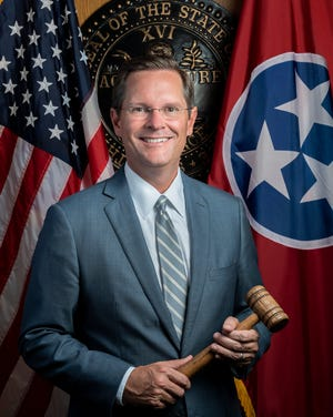 Rep. Cameron Sexton, R-Crossville, is the Speaker of the Tennessee House of Representatives.