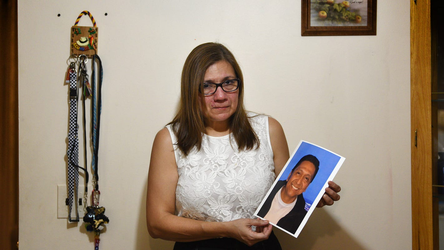 Widow of Jersey City victim navigates life without the man she planned to grow old with