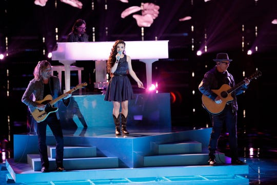 """The Voice"" winner Chevel Shepherd is planning a concert at the Farmington Civic Center in June."