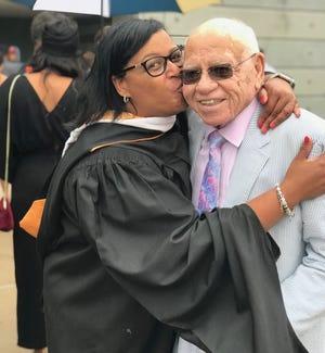 Monica Merritt has everlasting memories of her dad, Herman Boone, who passed away on Dec. 18, 2019