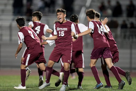 Rancho Mirage soccer pulls off epic comeback to beat Palm Springs