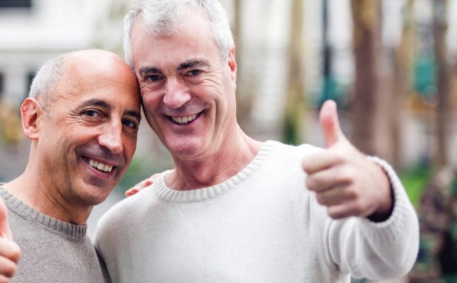Thanks to research, people with HIV are living longer lives than initially predicted.