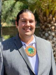 Santa Rosa Band of Cahuilla Indians Tribal Council Member Steven Estrada