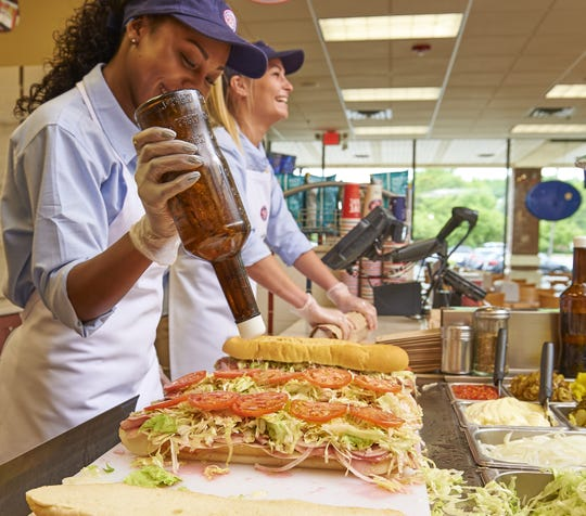 Jersey Mike's Subs opened its fourth Pensacola location at 1670 E. Nine Mile Road, Suite B, on Wednesday, Jan. 15, 2020.