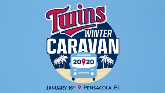 The Minnesota Twins' Winter Caravan is coming to Pensacola on Thursday, Jan. 16. Gulf Breeze's Ben Lively will be a featured special guest.